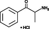 DL-<wbr/>Cathinone (hydro<wbr>chloride)