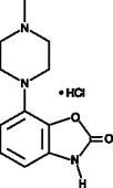 Pardoprunox (hydrochloride)