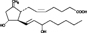 9-<wbr/>deoxy-<wbr/>9-<wbr/>methylene Prostaglandin E<sub>2</sub>