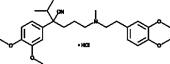 Verapamil (hydro<wbr>chloride)