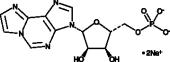 1,N<sup>6</sup>-Etheno<wbr/>adenosine 5'-<wbr/>monophosphate (sodium salt)
