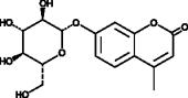 4-Methylumbelliferyl-β-D-Glucopyranoside