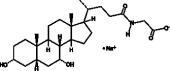 Glycocheno<wbr/>deoxycholic Acid (sodium salt)