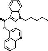 PB-<wbr/>22 4-<wbr/>hydroxyquinoline isomer