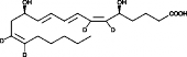 Leukotriene B<sub>4</sub>-<wbr/>d<sub>4</sub>