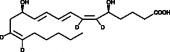 Leukotriene B<sub>4</sub>-<wbr/>d<sub>4</sub>