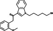 JWH 250 N-<wbr/>(5-<wbr/>hydroxypentyl) metabolite