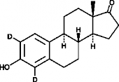 Estrone-d<sub>2</sub>