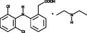 Diclofenac (diethylamine)