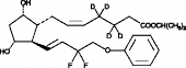 Tafluprost-d<sub>4</sub>