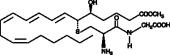 Leukotriene D<sub>4</sub> methyl ester