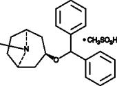 Benztropine (mesylate)