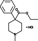 Meperidine (hydro<wbr>chloride) (CRM)
