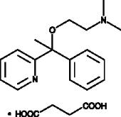 Doxylamine (succinate)