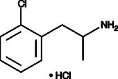 2-<wbr/>Chloroamphetamine (hydro<wbr>chloride)