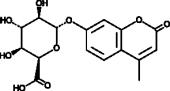 4-<wbr/>Methyl<wbr/>umbelliferyl-α-<wbr/>L-<wbr/>Iduronide (free acid)