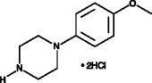 1-<wbr/>(4-<wbr/>Methoxyphenyl)<wbr/>piperazine (hydro<wbr>chloride)