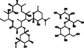 Erythromycin lactobionate