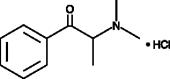 N,N-<wbr/>Dimethylcathinone (hydro<wbr>chloride)