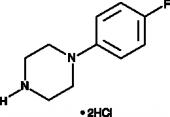 1-<wbr/>(4-Fluorophenyl)<wbr/>piperazine (hydro<wbr>chloride)