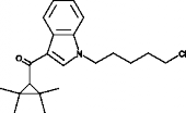 UR-<wbr/>144 N-<wbr/>(5-<wbr/>chloropentyl) analog