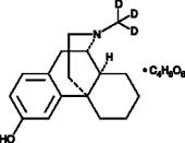 Dextrorphan-d<sub>3</sub> (tartrate) (CRM)