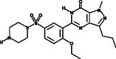 N-Desmethyl Sildenafil