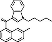 JWH 122 7-<wbr/>methylnaphthyl isomer