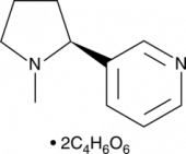 (−)-Nicotine (tartrate)