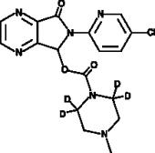 Zopiclone-d<sub>4</sub> (CRM)