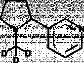 (±)-Nicotine-d<sub>3</sub>