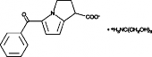 Ketorolac (tromethamine salt)