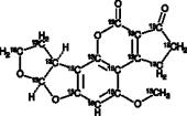 Aflatoxin B<sub>2</sub>-<sup>13</sup>C<sub>17</sub>