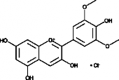 Malvidin (chloride)