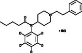Valeryl fentanyl-d<sub>5</sub> (hydro<wbr>chloride)