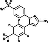 Celecoxib-d<sub>7</sub>