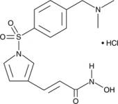Resminostat (hydro<wbr>chloride)