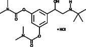 Bambuterol (hydro<wbr>chloride)