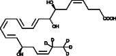 17(R)-<wbr/>Resolvin D1-<wbr/>d<sub>5</sub>