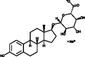 Estradiol 17-<wbr/>(β-<wbr/>D-<wbr/>Glucuronide) (sodium salt)