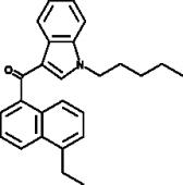 JWH 210 5-<wbr/>ethylnaphthyl isomer