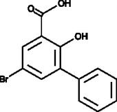 5-<wbr/>bromo-<wbr/>3-<wbr/>phenyl Salicylic Acid
