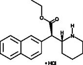 (±)-<em>threo</em>-Ethyl<wbr/>naphthidate (hydro<wbr>chloride)