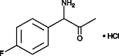 4-<wbr/>Fluoroisocathinone (hydro<wbr>chloride)