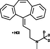 Cyclo<wbr/>benzaprine-d<sub>3</sub> (hydro<wbr>chloride) (CRM)