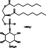 PtdIns-<wbr/>(4)-<wbr/>P<sub>1</sub> (1,2-<wbr/>dioctanoyl) (ammonium salt)