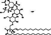 Ganglioside G<sub>M3</sub> Mixture (sodium salt)