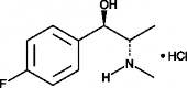 4-<wbr/>Fluoromethcathinone metabolite (hydro<wbr>chloride) ((±)-<wbr/>Ephedrine stereo<wbr/>chemistry)