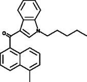 JWH 122 5-<wbr/>methylnaphthyl isomer