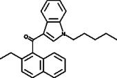 JWH 210 2-<wbr/>ethylnaphthyl isomer